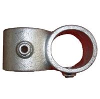 """Gelænder fitting, Clamps: Overkryds 60,3 mm 161E 2"""" - Rør samle fittings"""